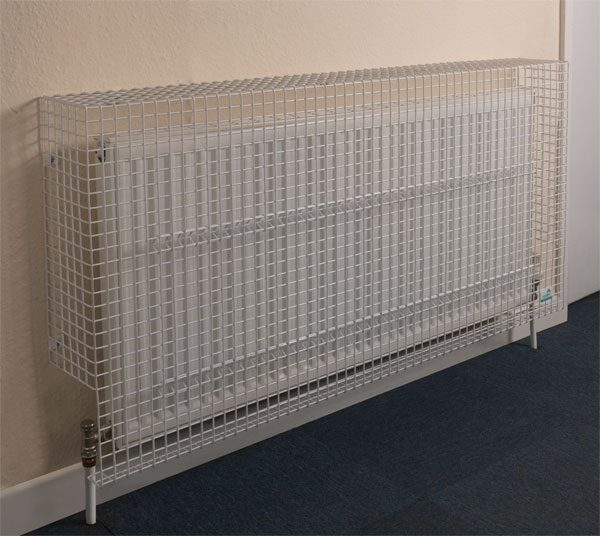 Wire Mesh Radiator Guards Direct From The Manufacturer