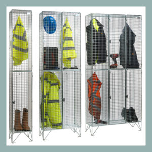 2-Door-Mesh-Lockers-Grouped