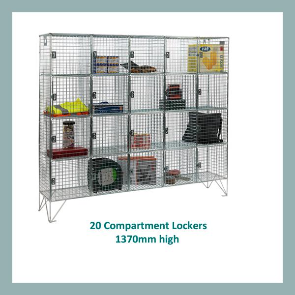 20-Compartment-Wire-Mesh-Locker