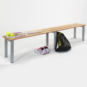 2000mm changing room benches