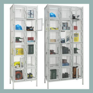6-Door-Heavy-Duty-Wire-Mesh-Locker