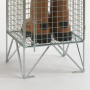 Wire Mesh Locker Feet