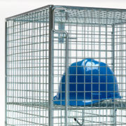 Clean & Dirty Mesh Locker Hat Shelf