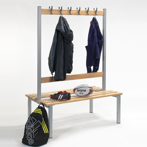 Double Sided Changing Room Bench by AMP Wire Ltd.jpg