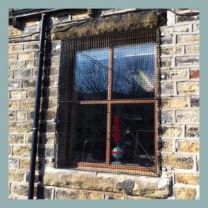 Flat-Window-Guard