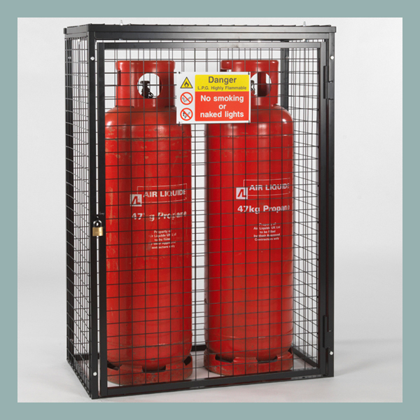 Gas-Cylinder-Cage-2-x-47-kg-Black-Powder