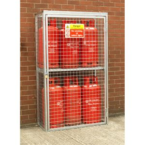 Gas-Cylinder-Cage-for-6-x-19kg-cylinders-(Hot-Dip-Galv)