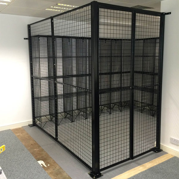 Partitions for Stationary Storage