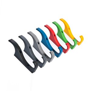 Plastic Coat Hook Colours
