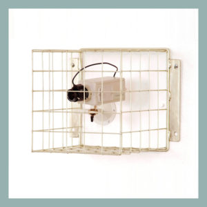 Wire Mesh Camera Guard 50mm mesh