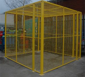 Customised Gas Cylinder Cage