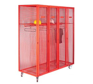 Fire Service Lockers