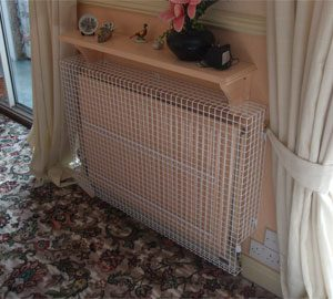 Radiator Guard for Colwyn Bay