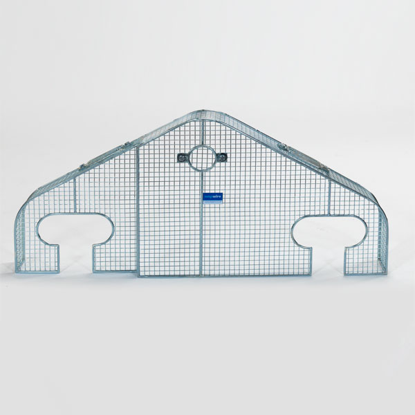 Wire Mesh Run & Standby Guards