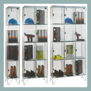 4-Door-Wire-Mesh-locker