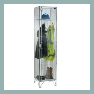 Clean-&-Dirty-Wire-Mesh-Lockers