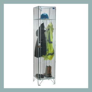 Clean-&-Dirty-Wire-Mesh-Lockers