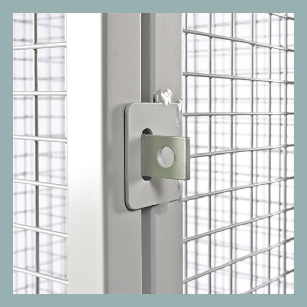 Hasp-&-Staple-Lock-for-Heavy-Duty-Lockers