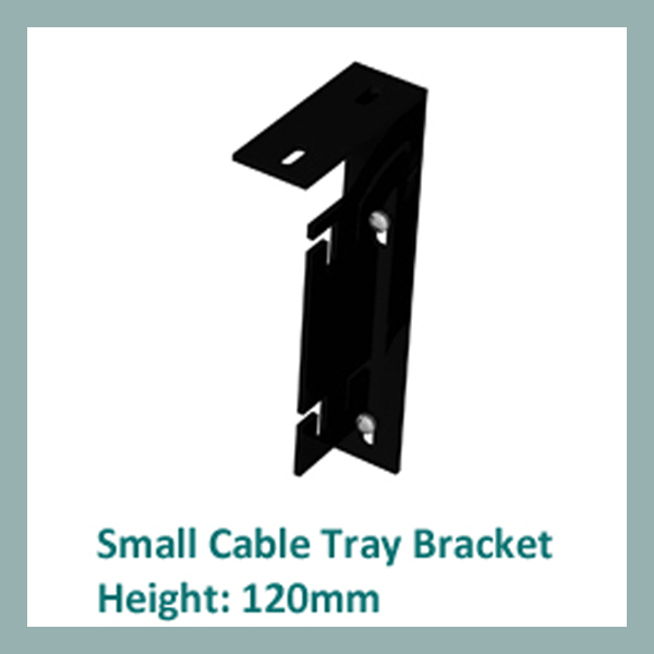 Small-Cable-Tray-Bracket-in-Black