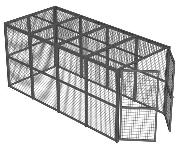 Drawing-of-Oil-Tank-Enclosure