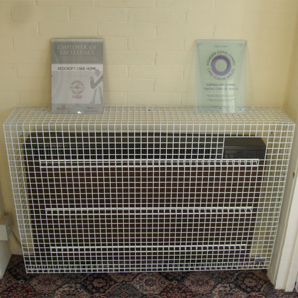 Heater Guard for Red Croft Care Home