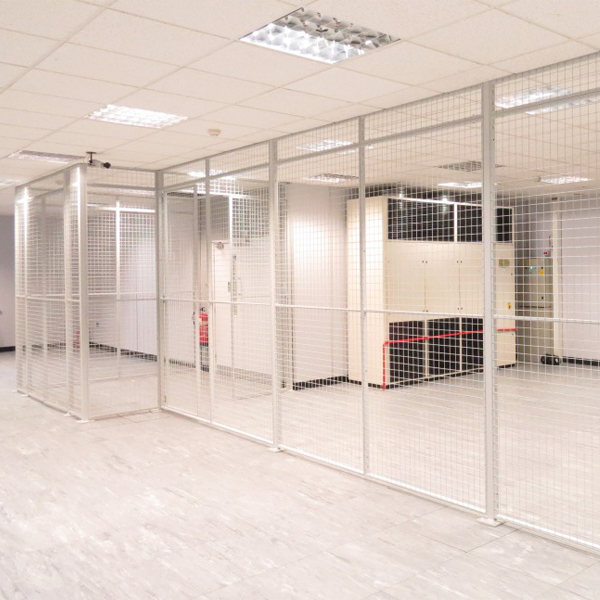 Partitioning for Data Centre Room 1