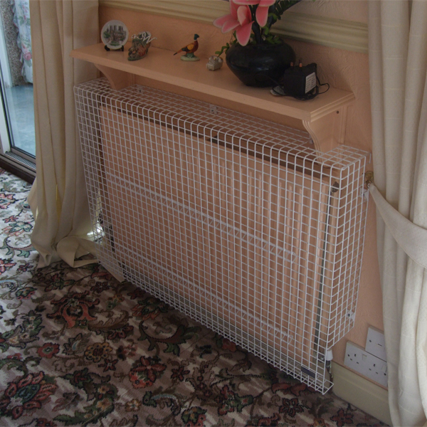Radiator Guard for Red Croft Care Home