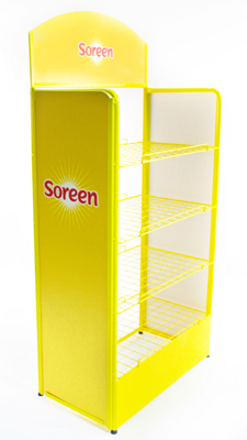 Soreen Dispay Stand