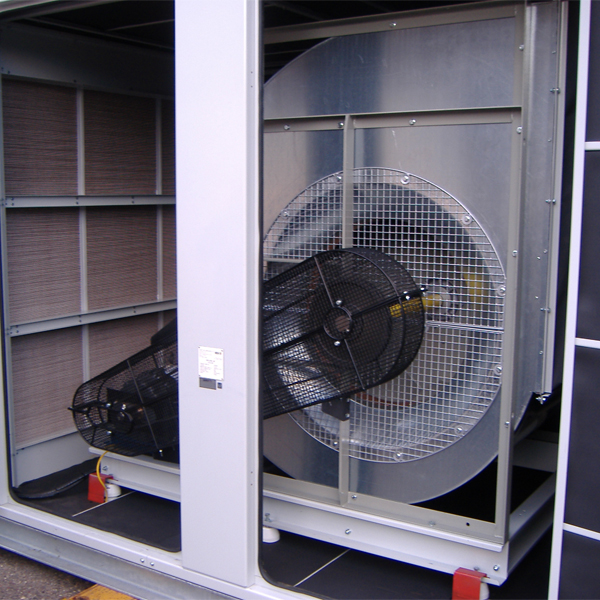 Wire Mesh Fan Guard & Drive Guard