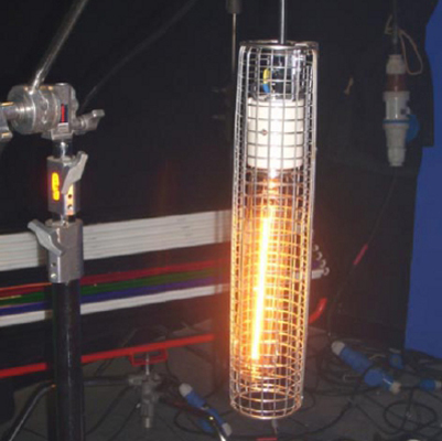 Wire Mesh Light Guard