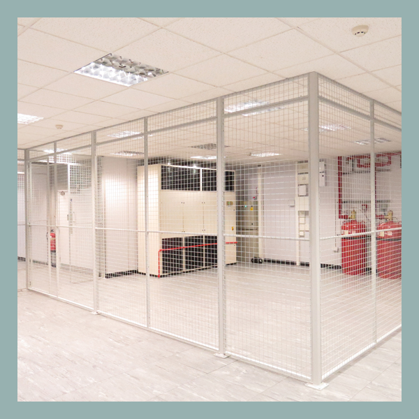 Server-Room-Wire-Mesh-Partition