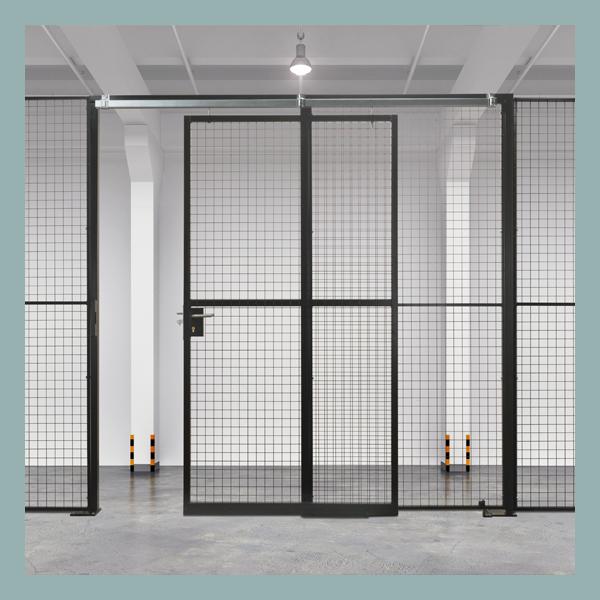 Single-Sliding-Doors
