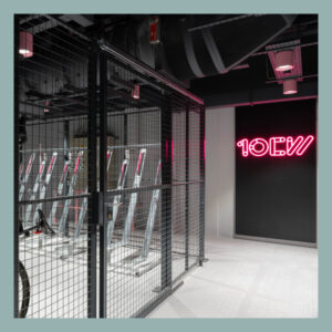Sliding-Door-for-Basement-Cycle-Store-Partition